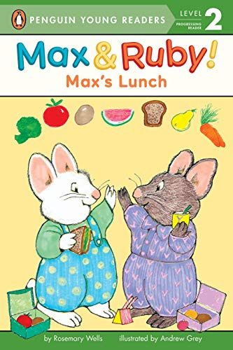 Max's Lunch  Max and Ruby
