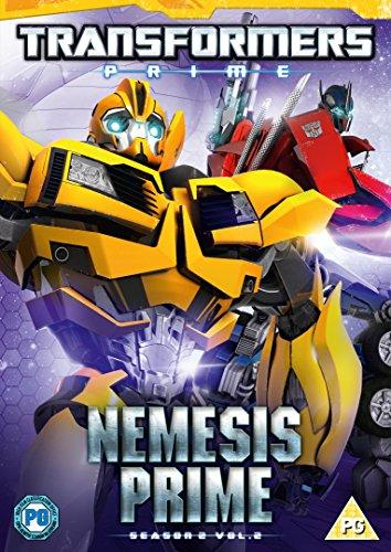 Transformers Prime - Series 2 Volume 2 -Nemesis Prime [DVD] [Reino Unido]