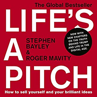 Life's a Pitch cover art