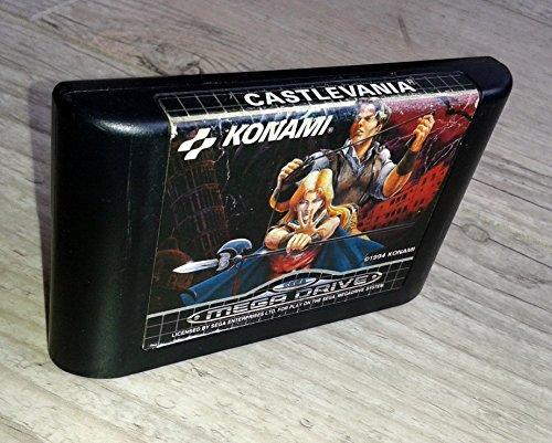 Castlevania the new generation - Megadrive - PAL, gebraucht - sehr gut