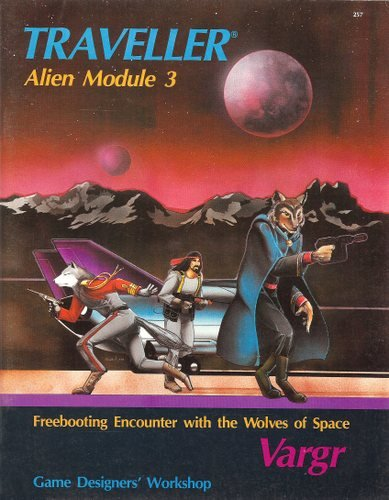 Vargr (Traveller Alien Module 3)