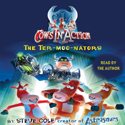 Cows in Action: The Ter-moo-nators cover art