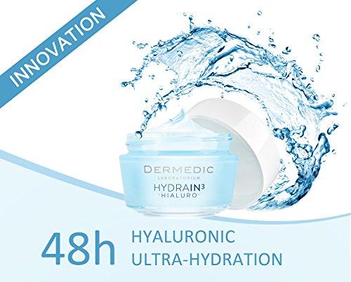 DERMEDIC - HYDRAIN3 - HIALURO - Cream-gel ultra-hydrating - 50 g - For all skin types in need of hydration - by Dermedic
