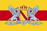 U24 Fahne Flagge Großherzogtum Baden Bootsflagge Premiumqualität 20 x 30