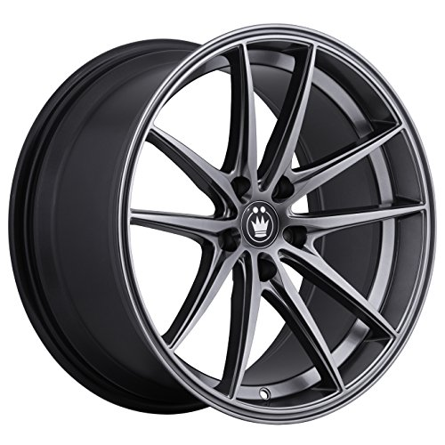 KONIG 37O OVERSTEER OPAL Wheel (18 x 8. inches /5 x 4 inches, 45 mm Offset)