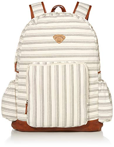 Billabong Women's Home Abroad Backpack, Black White, One Size