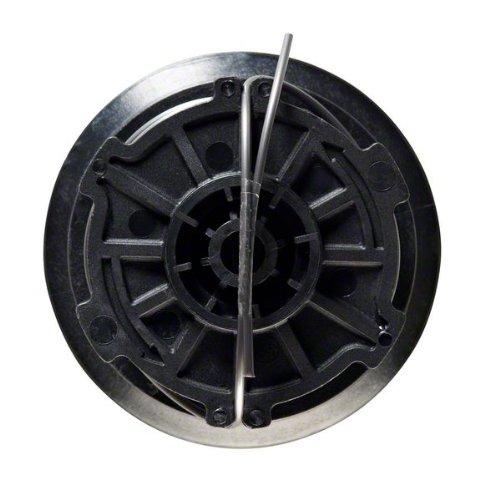 Bosch Home and Garden F016800345 Recharge + Bobine de fil intégrée ART 35/8 m - Ø 1.6 mm, Noir