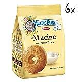 6x Mulino Bianco Kekse Tarallucci 800g Italien biscuits cookies kuchen brioche