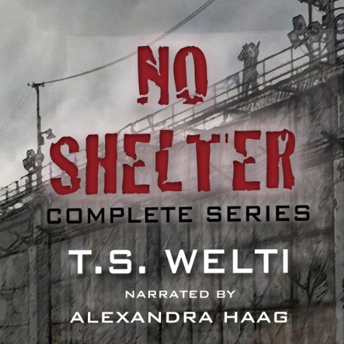 No Shelter Trilogy audiobook cover art
