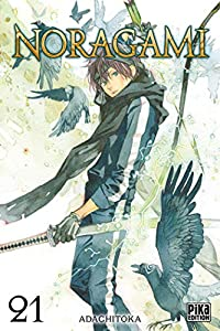 Noragami Edition simple Tome 21