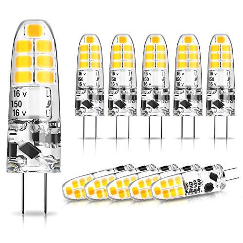 AMBOTHER G4 LED Lampe, 2W LED Birne...