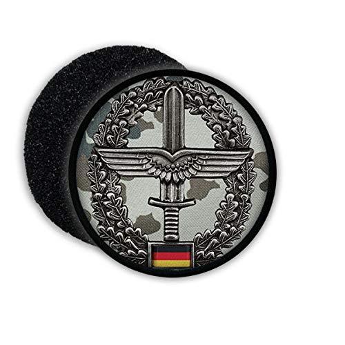 Copytec Patch BW Heeresflieger ISAF HFlgTr Barett Abzeichen Einheit Bundeswehr #20868