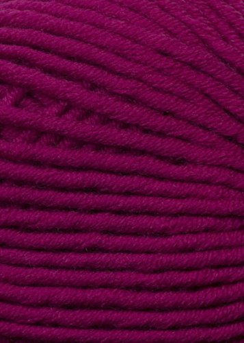 Karabella Aurora Bulky Extrafine Merino – Wool Yarn with Nice, Smooth Finish, Very Soft with Excellent Stitch Definition – Highest Quality and Comes in 30 Beautiful Colors