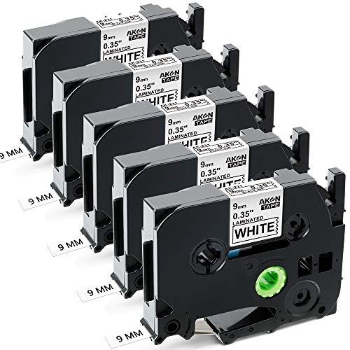 12mm 9mm TZ-231 PT-E100B D210 Etikettenband für Brother P-touch Drucker 0U