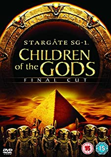 Stargate SG-1 - Children of The Gods (Final Cut) [DVD] (B002AN3QAQ)   Amazon price tracker / tracking, Amazon price history charts, Amazon price watches, Amazon price drop alerts