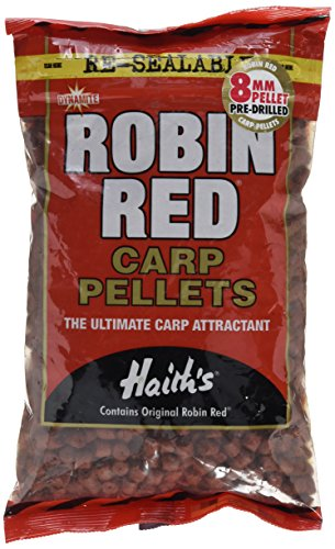 Dynamite Baits Robin Red Pellets 8mm