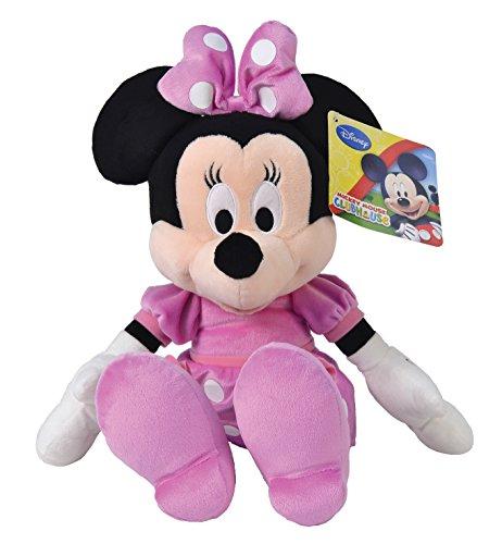 Disney Minnie Maus GG01056 Plüsch, Spielzeug, 43 cm, Qualität Super Soft