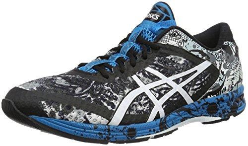 Asics Gel-Noosa Tri 11, Zapatillas de Running Para Hombre, Gris (Midgrey/White/Blue Jewel, 10), 40.5 EU