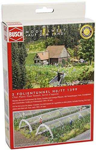 Busch 1399 - 2 Folientunnel