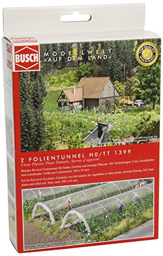 Busch 1399 - 2 Folientunnel