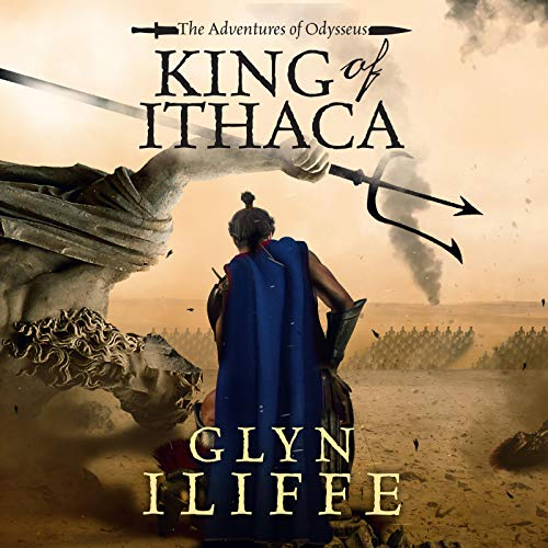 King of Ithaca audiobook cover art