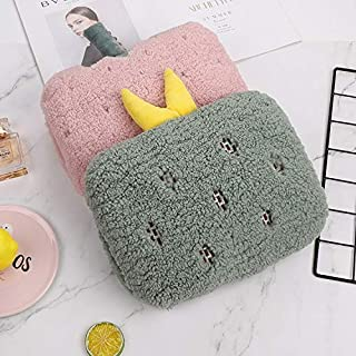 Hot Water Bag with Woven Covered (Color : 1) Detazhi (Color : 1)