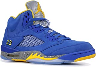 Best blue and yellow nike jordans Reviews
