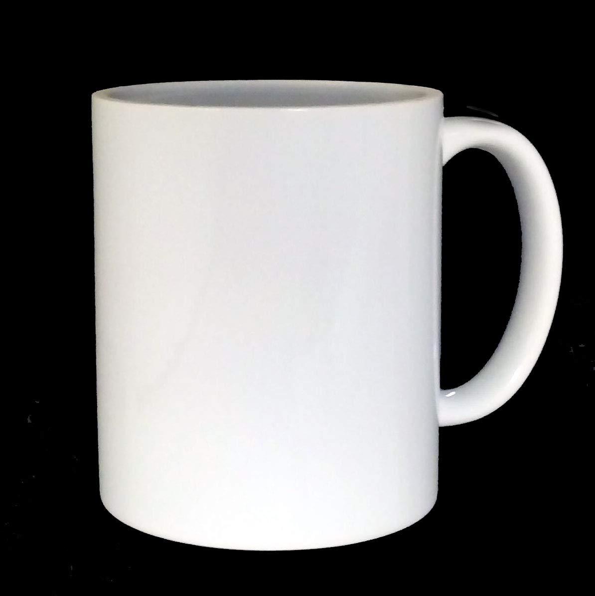 Sublimation Tasse à café Blanc: Amazon.es: Hogar