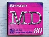 Sharp MD80 Minidisc Minidisc 1 Unidad...
