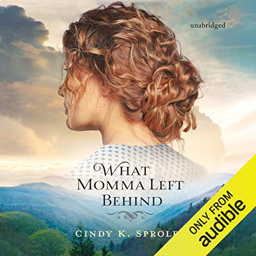 What Momma Left Behind audiobook cover art