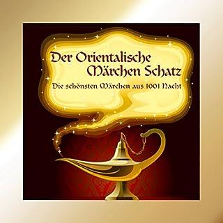 Der Orientalische Märchen Schatz Titelbild