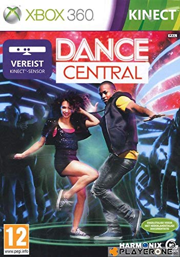 Microsoft Dance Central, Xbox 360, PAL, DVD, DUT - Juego (Xbox 360, PAL, DVD, DUT)
