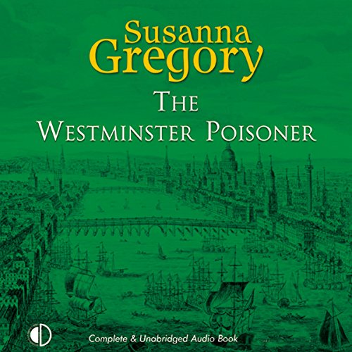 The Westminster Poisoner cover art