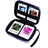 Brappo Hard Carrying Case for UUBase Game, Legends/Dragons/Rainbow Apocalypse/NSFW All Expansion Pack, Holds Up to 400 Cards