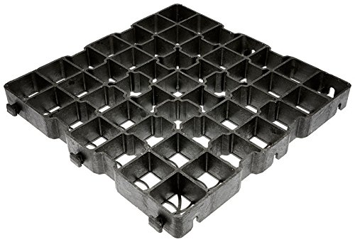 1m² 40LG Rasengitter Paddockplatten 50x50x4 cm Paddockplatte Rasengitterplatten