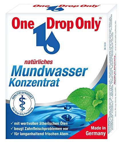 One Drop Only Mundwasser Konzentrat, 50ml - 2