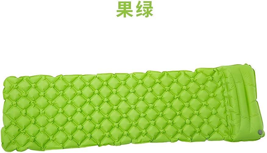Wanbao Tapis Gonflable Gonflable Gonflable Ultra-léger De Pique-Nique Portatif De Coussin Gonflable De Coussin Gonflable