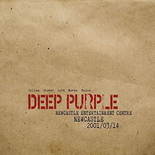 Deep Purple - Live in Newcastle 2001 [Vinyl LP]
