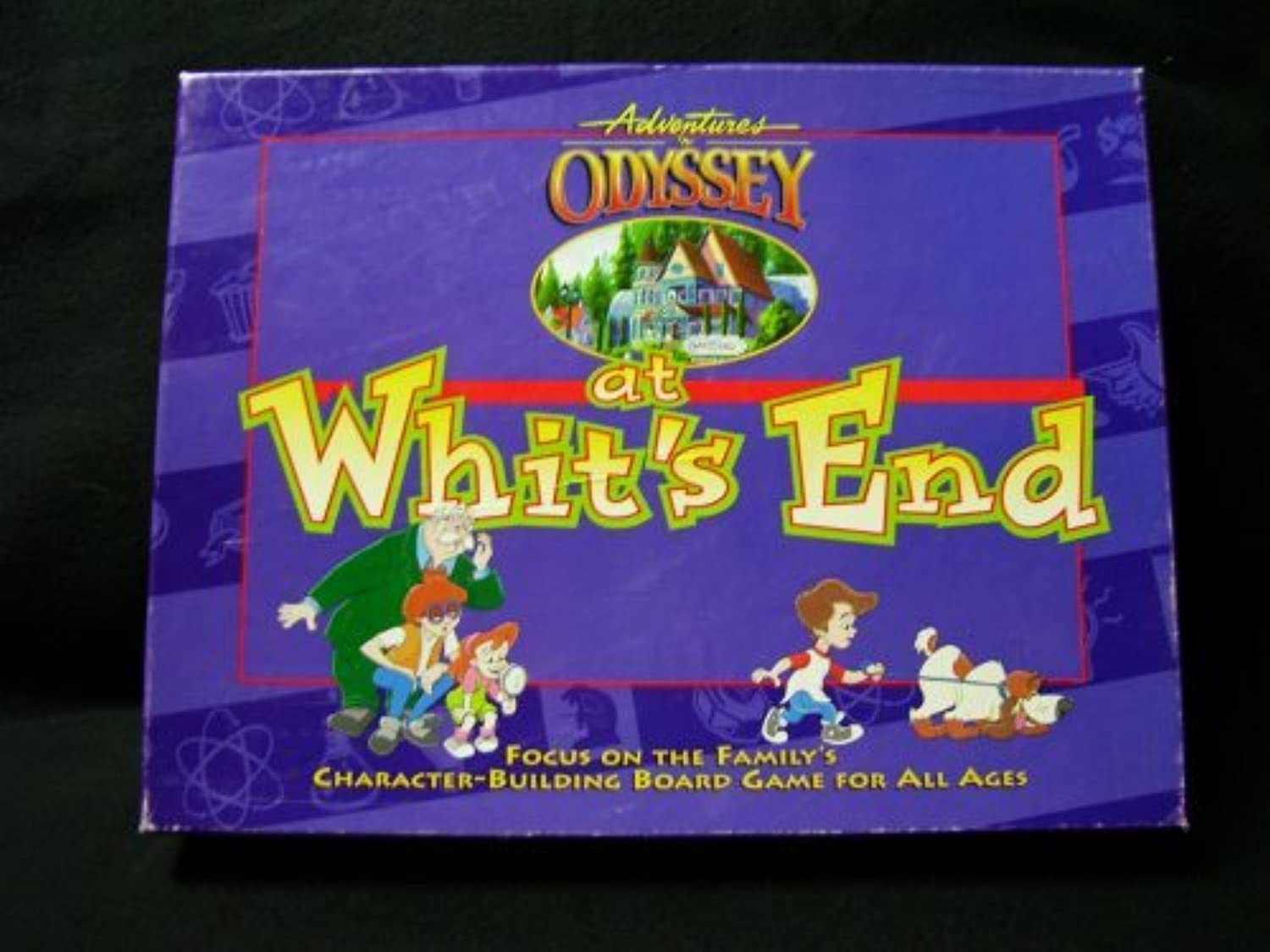 Adventures in Odyssey at Whit's End