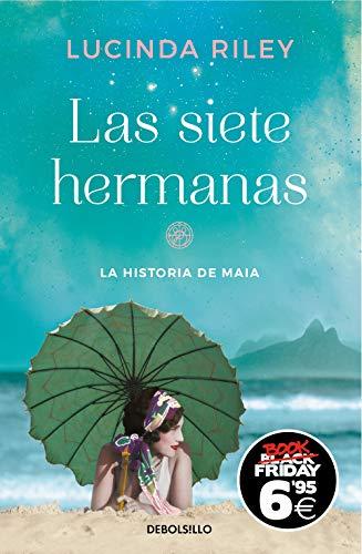 Las siete hermanas (edición Black Friday) (Las Siete Hermanas 1): La historia de Maia