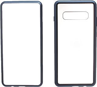 جراب خلفى من ماجناتك للهاتف الخلوى سامسونج جالاكسي S10 بلس - ازرق