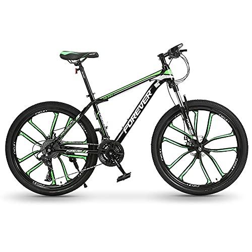 Bicicleta De MontañA, Bicicleta De MontañA Acero Al Carbono/Aluminio, Delantera Y Trasera...