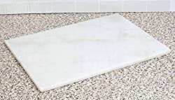 "professional Home Basic 12 ″ x 16 ""Marble White Cutting Board One Size"