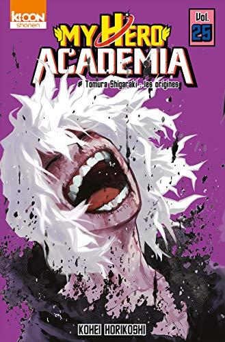 My Hero Academia Edition simple Tome 25
