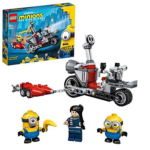 LEGO 75549 Minions El Origen de GRU,...