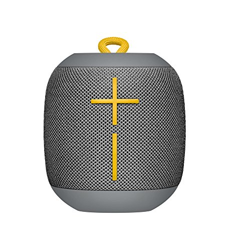 Ultimate Ears WONDERBOOM Portable Waterproof Bluetooth Speaker - Stone Grey
