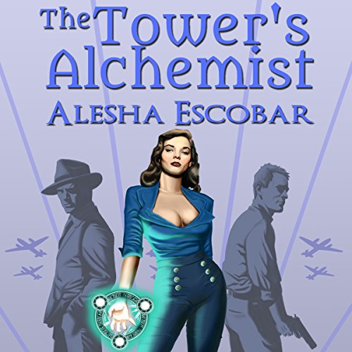 The Tower's Alchemist audiobook cover art