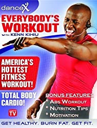 powerful DVD DanceX: Fun Total Cardio Fitness-Home Exercise DVD for All Training with Free Bonuses …