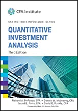 Best quantitative analysis finance books Reviews