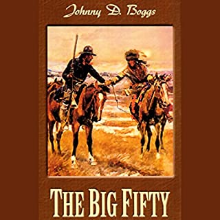 The Big Fifty audiobook cover art